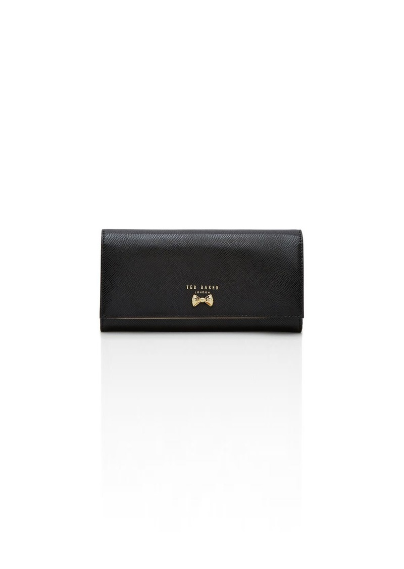 Ted Baker Mini Bow Fold Up Matinee Wallet