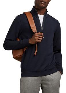 Ted Baker MMB Sawce Funnel Neck Half-Zip Sweater - 100% Exclusive