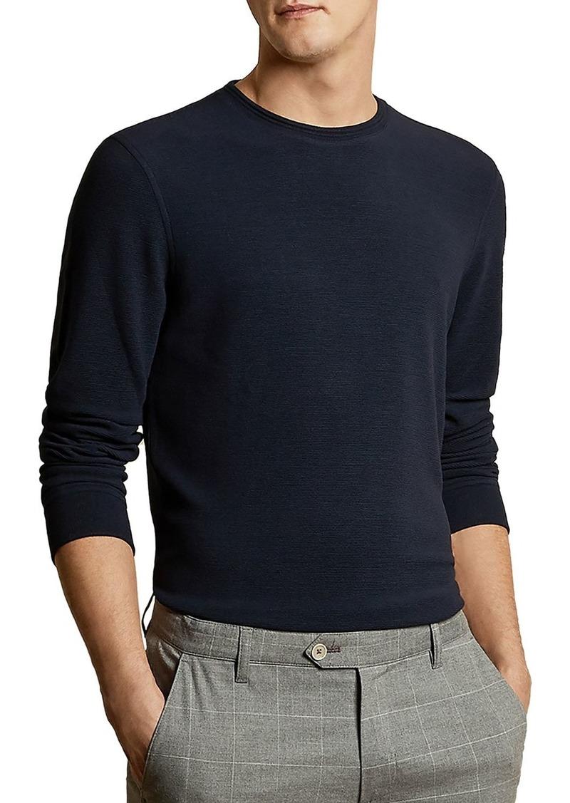 Ted Baker MOCKA Textured Sweatshirt