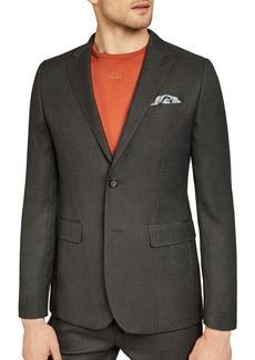 Ted Baker Mumble Semi-Plain Regular Fit Jacket