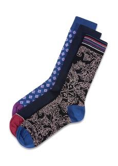 Ted Baker MXG Aberpak 3-Pack Sock Set