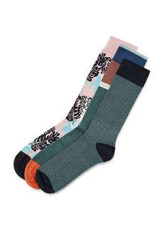 Ted Baker MXG Abpak 3-Pack Sock Set