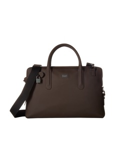 Ted Baker Ozboz Rubber Leather Document Bag