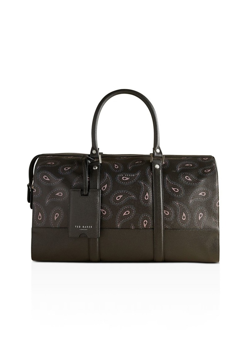 Ted Baker Paysey Printed Holdall