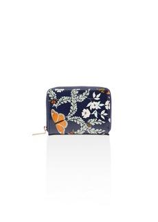 Ted Baker Peeta Kyoto Gardens Zip Mini Wallet