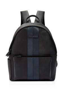 Ted Baker Popp Twill Pu Backpack