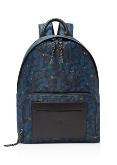 Ted Baker Primate Printed Backpack