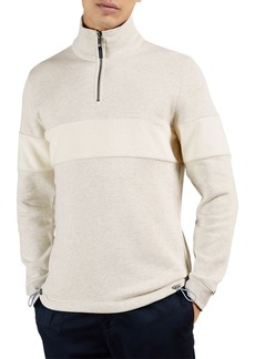 Ted Baker Quarter Zip Sweater