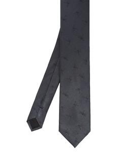 Ted Baker Rattle Dragonfly-Print Silk Skinny Tie