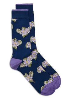 Ted Baker Ringmer Floral Pattern Socks