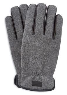 Ted Baker Rolls Wool Gloves