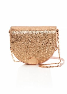 Ted Baker Roxaane Crinkled Leather Crossbody