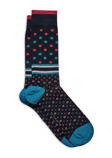 Ted Baker SANSPUR-multi sport design sock