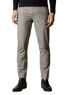 Ted Baker Sappy Check Slim Fit Pants