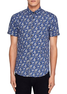 89c1d79365b6 Ted Baker Sellla Printed Floral Regular Fit Button-Down Shirt