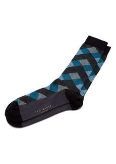 Ted Baker Shiftie Geo Socks