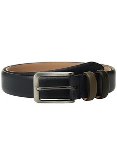 Ted Baker Shrubs Coloured Keeper Leather Belt