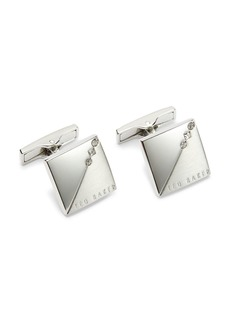 Ted Baker Small Corner Crystal Cufflinks
