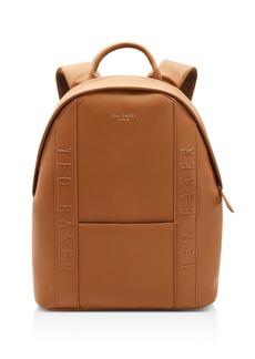 Ted Baker Snacked Embossed Backpack