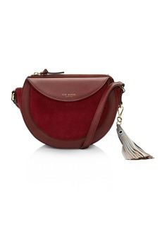Ted Baker Solarr Half-Moon Shoulder Bag