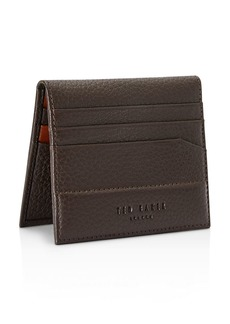 Ted Baker Steemer Leather Bifold Card Case