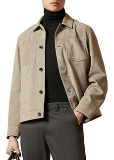 Ted Baker Surcle Suede Jacket