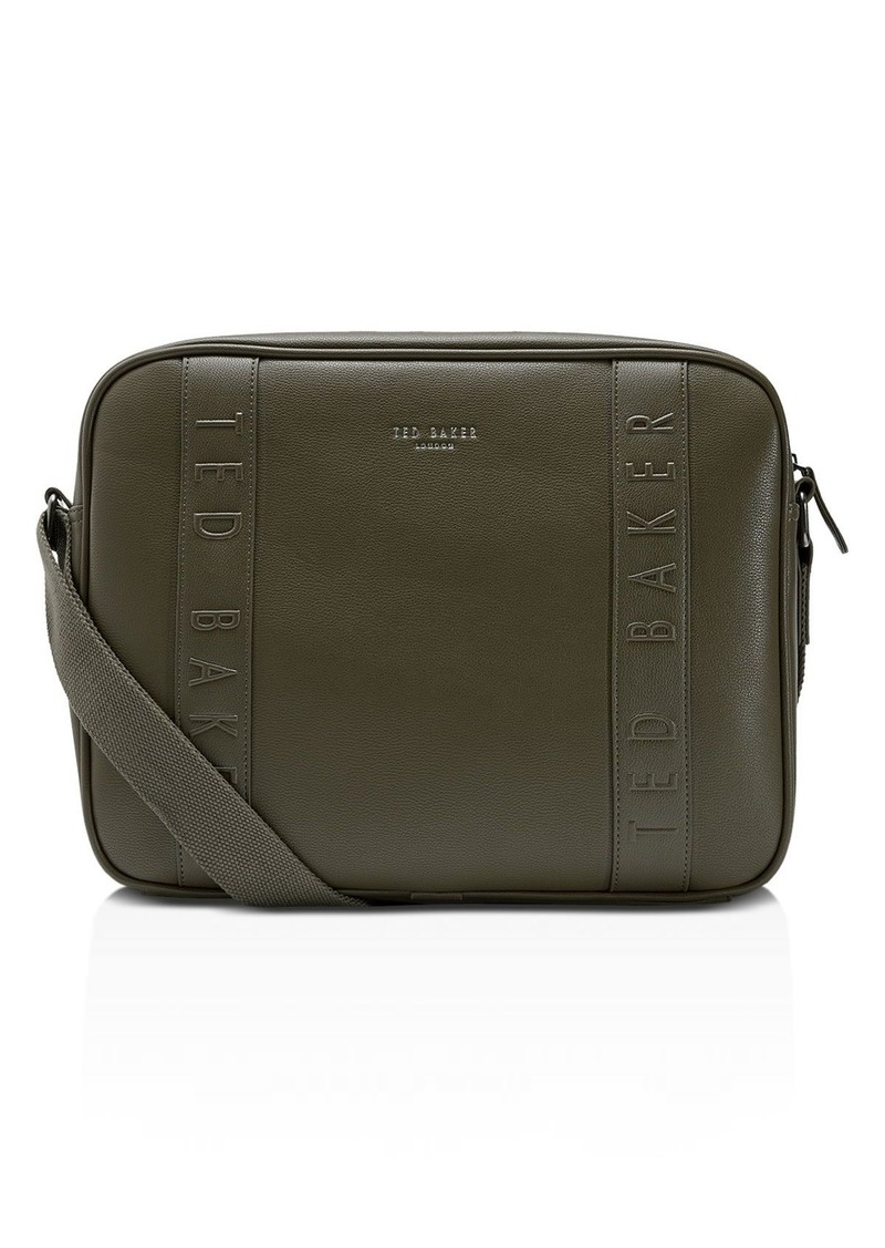 Ted Baker Tabla Embossed Despatch Bag