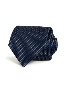 Ted Baker Textured Dot Silk Classic Tie