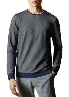 Ted Baker Textured Sweatshirt