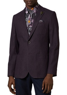 Ted Baker Tight Lines Plain Sport Jacket