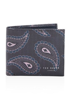 Ted Baker Tralla Printed Leather Wallet