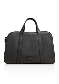 Ted Baker Traves Leather Holdall