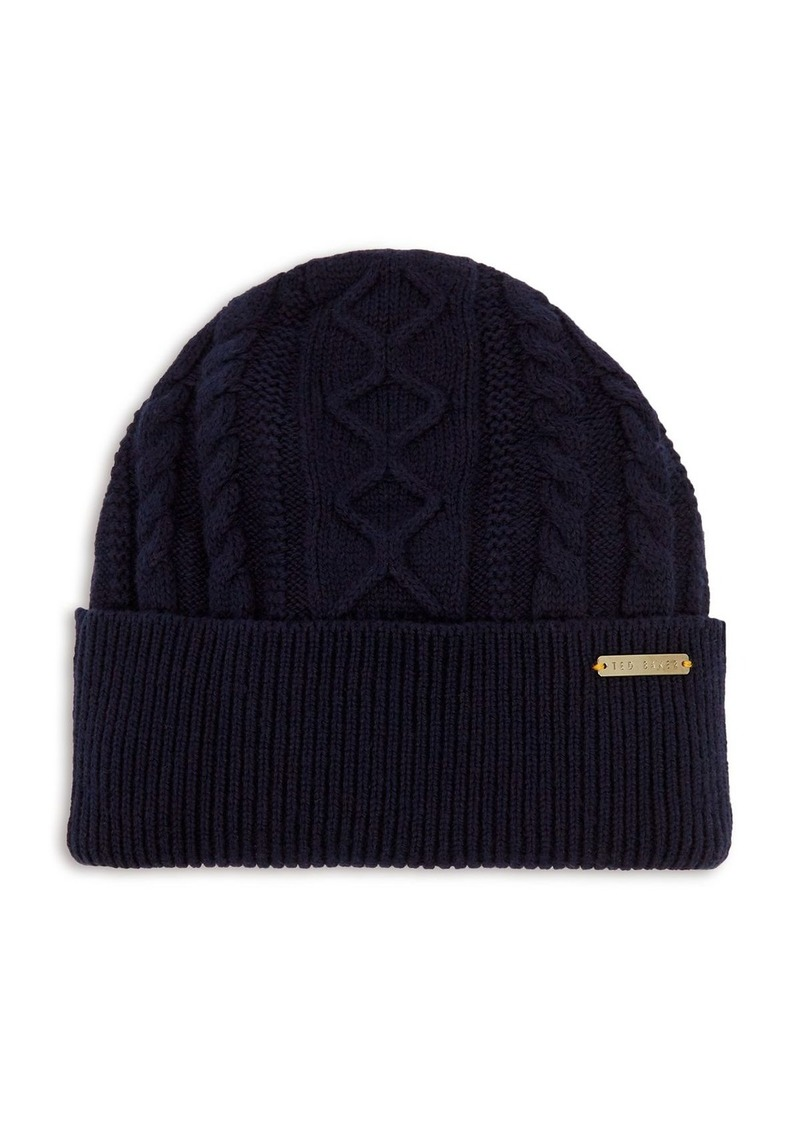 Ted Baker Vartan Cabled Beanie
