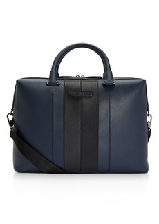 Ted Baker Vin Twill Pu Document Bag