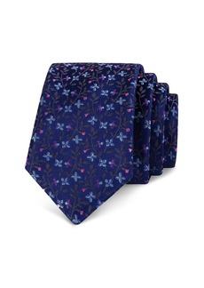 Ted Baker Vine Botanical Skinny Tie
