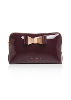 Ted Baker Vivekah Bow Cosmetics Case