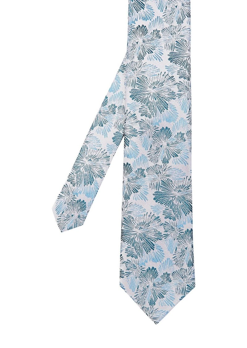 Ted Baker Wayve Floral Silk Classic Tie
