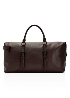 Ted Baker Welsee Palmelato Leather Holdall