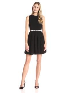 Ted Baker Women's Alicii Knitted Dress with Full Skirt