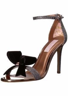 Ted Baker Women's BOWDALO Heeled Sandal   Medium US