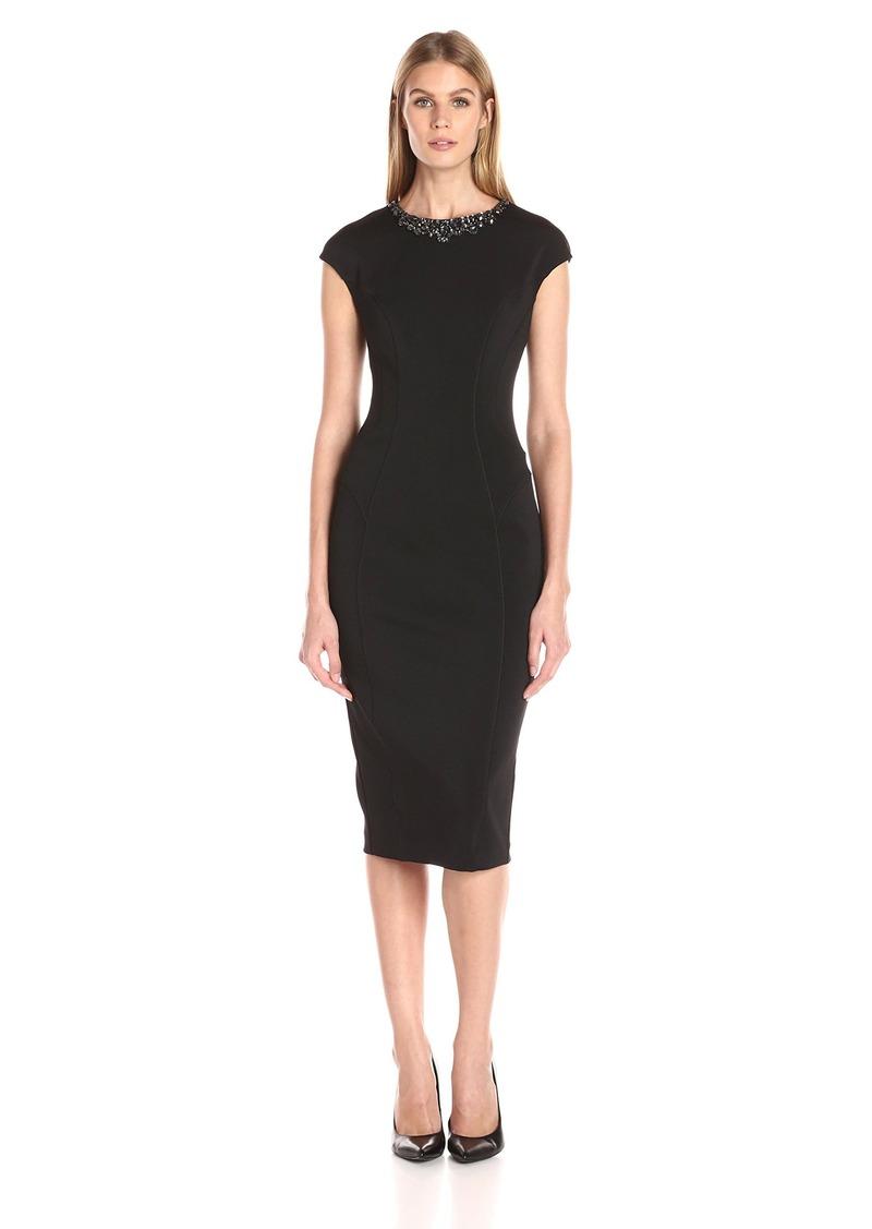 98cb3d868ef4a Ted Baker Ted Baker Women s Dardee Embellished Bodycon Dress