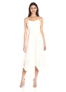 Ted Baker Women's Dariel Asymmetric Hem Dress