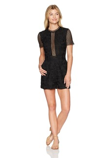 Ted Baker Women's Daycee Chemical Lace Playsuit