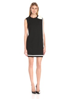Ted Baker Women's Elija Double Layer Dress with Bow