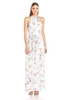 Ted Baker Women's Elynor Oriental Blossom Maxi Dress