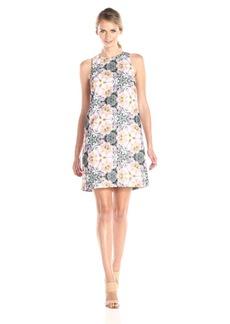Ted Baker Women's Illidia Floral Geo Print Shift Dress