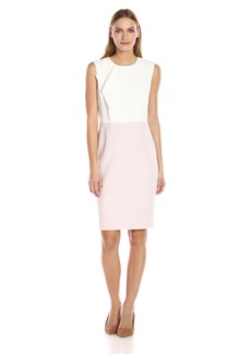 Ted Baker Women's Illiidd Frill Texture Pencil Dress