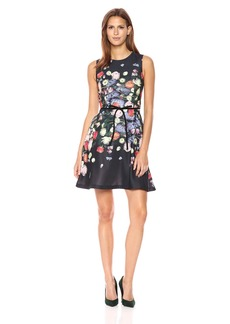 Ted Baker Women's Izobela Kensington Floral Shift Dress