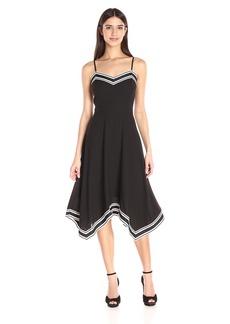 Ted Baker Women's Kahmen Strappy Handkerchief Dress