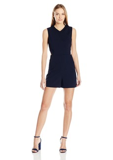 Ted Baker Women's Konnee Wrap Front Cut Out Playsuit